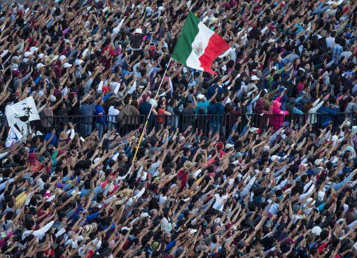 A 2 AÑOS DE LA VICTORIA DEMOCRÁTICA, LA RECONSTRUCCIÓN DE MÉXICO CONTINÚA