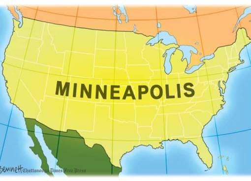 Minneapolis sigue de cerca el juicio del presunto asesino de George Floyd