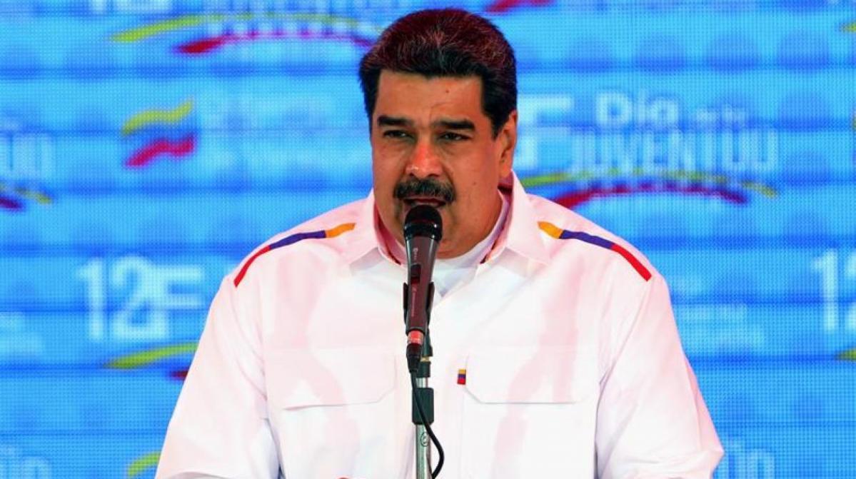 EL PRESIDENTE DE VENEZUELA NICOLÁS MADURO ANUNCIA APOYO DE 50 PAÍSES EN LA ONU.