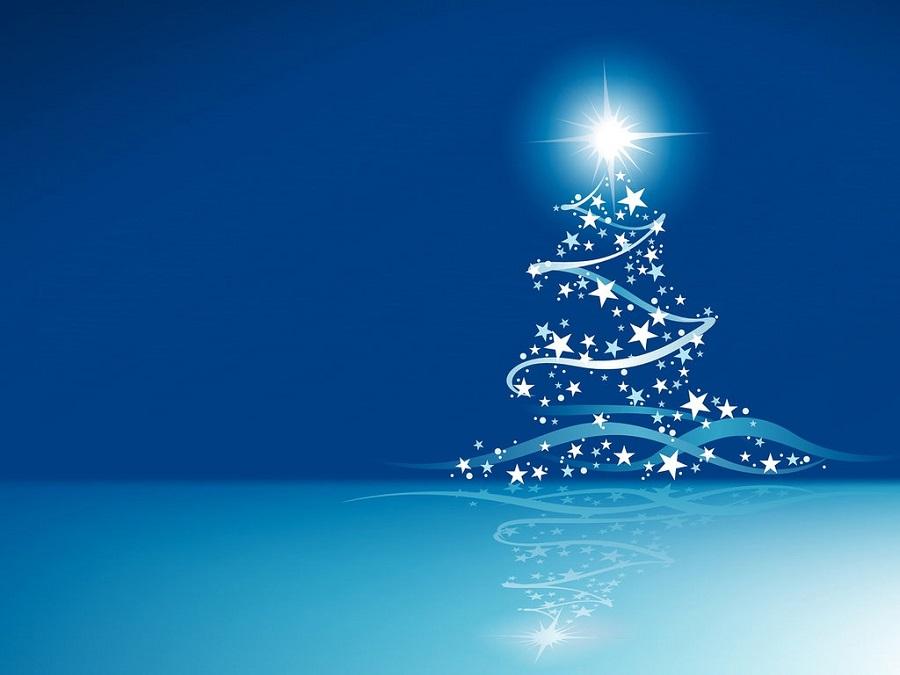 ¡Feliz Navidad Azul! Saludo de Jaime Aguirre de 100% Azules
