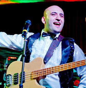 Гоша Басист-вокалист Radio Banda