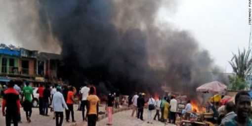 Image result for Ile-Ife explosion