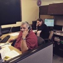 Board member Francisco and our new GM Jessica answering donor phone calls! (208) 258-2072, or stop by the station at 1020 W. Main St. Ste. 50 (downstairs in the Alaska Building) and get a high-five! #radioboise #KRBXSpringRadiothon