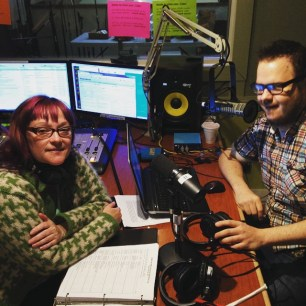 These two, have they been living here during #KRBXSpringRadiothon? Nichole and Winkle have been kicking ass, and you can help them kick more this afternoon during The Rapture. New premium alert: Mama Winkle's Cookies! Nom nom: (208) 258-2072, http://radioboise.us or 1020 W. Main St. Ste. 50 (downstairs in the Alaska Building). #radioboise