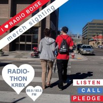 An all-female music show doesn't happen on commercial radio. But on @radioboise, it's prime-time Saturday night. Show Sadie Mayhem some love now until 9 and donate to Femme Fatale Radio Boise KRBX: (208) 258-2072, http://radioboise.us or 1020 W. Main St. Ste. 50 (downstairs in the Alaska Building). #radioboisetuesday #KRBXSpringRadiothon