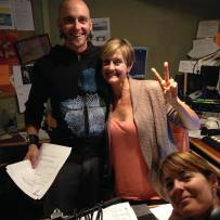 Afternoon dream team. Mothers Ruin needs 7 supporters this hour to meet its goal: (208) 258-2072, http://radioboise.us, 1020 W. Main St. in the basement. #krbxfallradiothon #radioboise #boise #idaho #communityradio