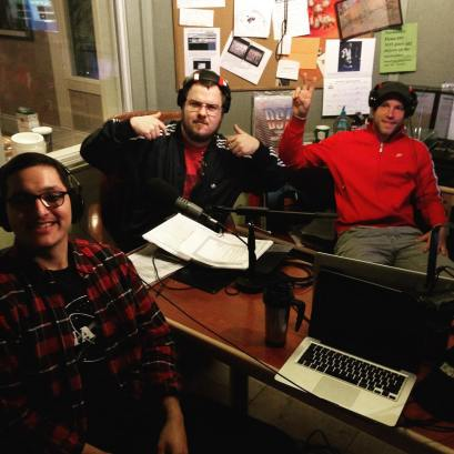 KrushGroove 208 in the house and keeping Fall Radiothon Super Sunday rolling. Hip-hop hooray: (208) 258-2072, http://radioboise.us, 1020 W. Main St. in the basement. #KRBXFallRadiothon #radioboise #boise #idaho #communityradio