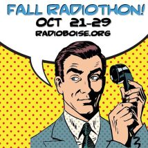 Thanks to everyone who supported the #KRBXFallRadiothon during Jazz: Beyond the Sky. Dusky Durango's Caravan is now on 'til 3! Three ways to donate: Call (208) 258-2072, visit radioboise.us or stop by in person at 1020 W. Main St. in the basement! #radioboise #boise #idaho #communityradio