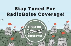 Treefort Music Fest 2014, RadioBoise, Media Sponsor