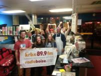 RadioBoise Goes To Flying Pie - Group