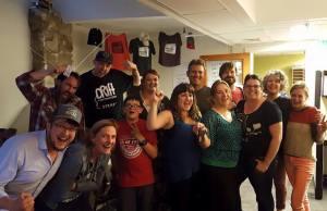 Radio Boise Team Photo Post Radiothon Spring 2016