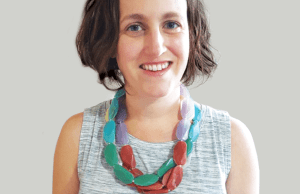 Headshot of Radio Boise Development Director, Caroline Stivers