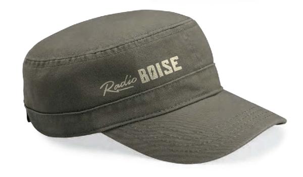 Radio Boise Flat Hat