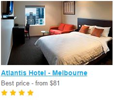 Boracay Travel Hotels: Atlantis Hotel Melbourne