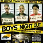 Radio Boracay Stations' Show: Boys Night Out