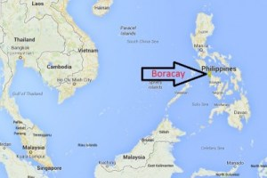 Boracay Travel Map by Boracay Insider