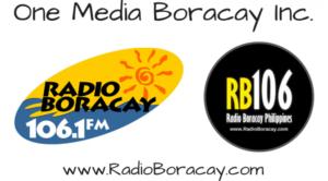 Radio Boracay FM-106-1 & RB106