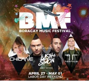 Radio Boracay Events: Boracay Music Festival 2017