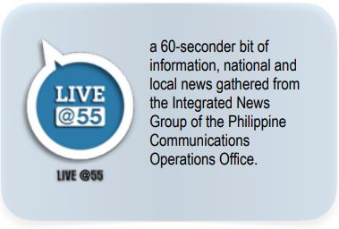Live At 55 - FM2 Boracay News And Information