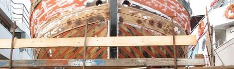 Restaurare il legno antico: scienza, coscienza e conoscenza