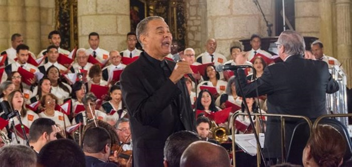 El Coro de la Catedral Primada de América presentó su XXVI concierto de La Natividad