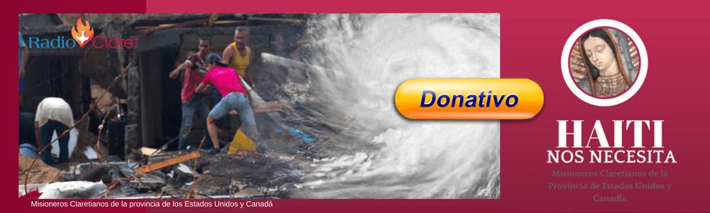donaciones para haiti