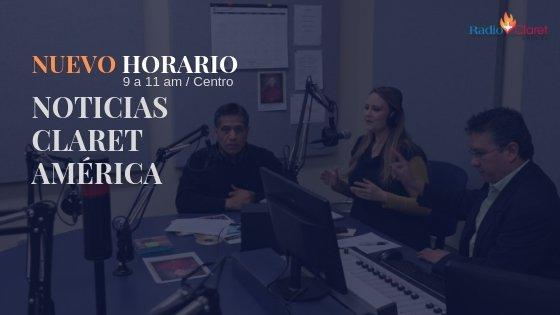 Nuevo Horario - Noticias Claret América