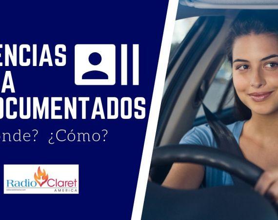 Soy Indocumentado ¿puedo sacar una licencia de manejo?