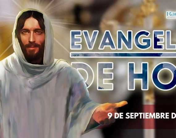 el evangelio de hoy