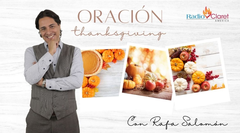 reflexion de acción de gracias thanksgiving