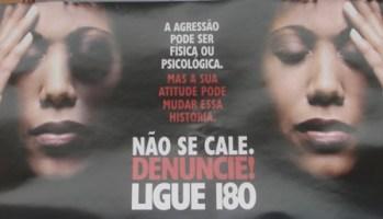 Creas divulga campanha contra violência da mulher ...