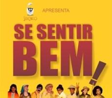 """Palestra show """"Se Sentir bem"""" no Centro Cult..."""