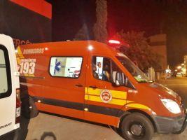 Mulher fica ferida após acidente em trilha, em São...