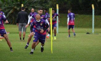 Brusque FC encerra preparação antes de viajar para...