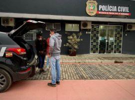 POLÍCIA CIVIL PRENDE INVESTIGADA POR LATROCÍNIO TE...