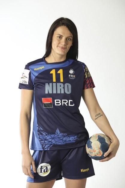 Noul echipament al Naționalei de handbal feminin