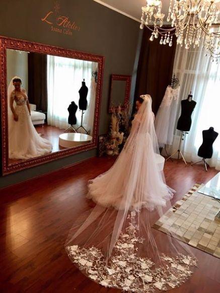 Rochii de mireasă create de Ioana Călin