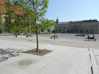 Piaţa Unirii din Cluj