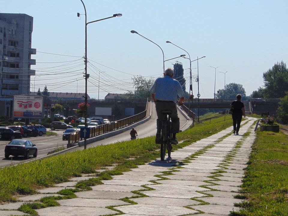 pista de bicilete Satu Mare