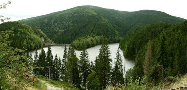 lacul Negovanu
