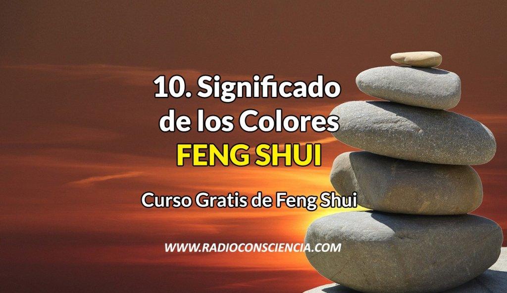 colores feng shui- negocio