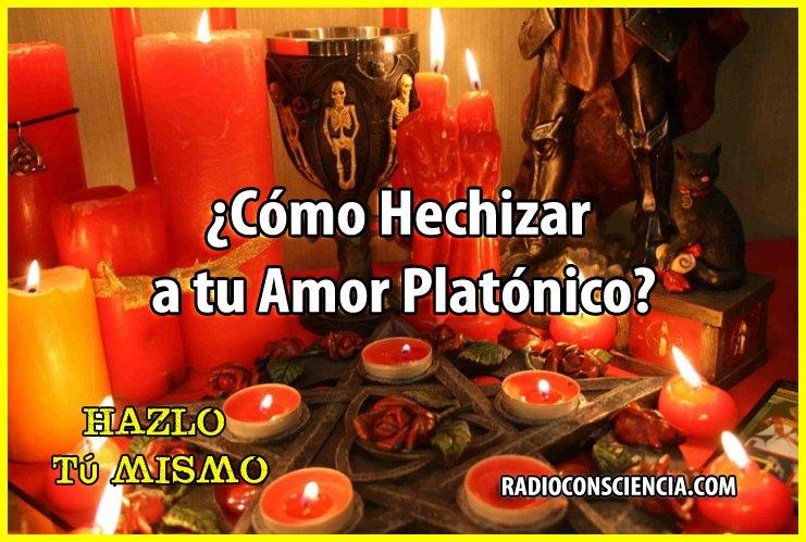 Hechizar a tu Amor Platónico