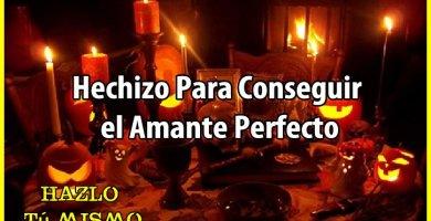 Hechizo Para Conseguir el Amante Perfecto