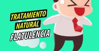 TRATAMIENTO NATURAL FLATULENCIA