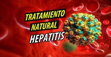 TRATAMIENTO NATURAL HEPATITIS