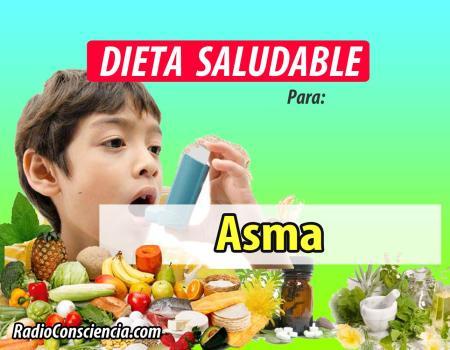Dieta Contra el Asma