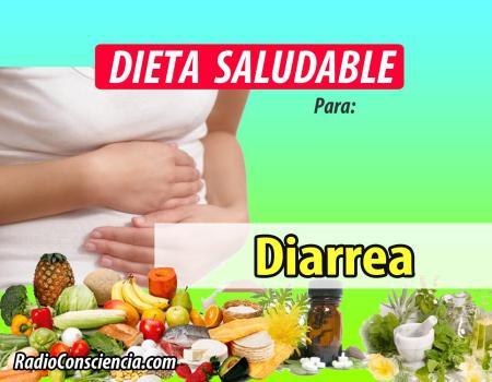 Dieta en Caso de Diarrea