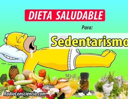 Dieta para el Sedentarismo