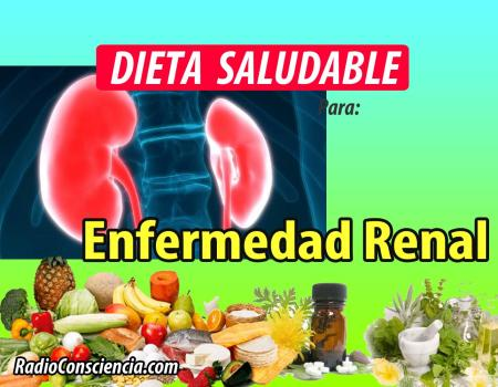 Dieta para la Enfermedad Renal Crónica