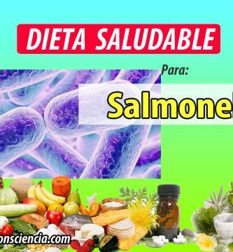 Dieta para la Salmonella